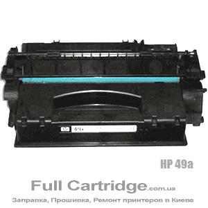 Картридж первопроходец HP 49a