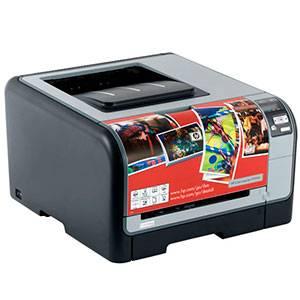 Заправка цветного лазерного принтера