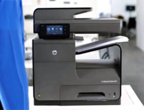 Обзор принтера Hewlett Packard X551DW